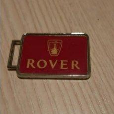 Coleccionismo de llaveros: INSIGNIA DE LA MARCA ROVER. Lote 254387490