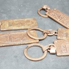 Coleccionismo de llaveros: LOTE 5 LLAVEROS CHESTERFIELD - CAR206. Lote 254455465