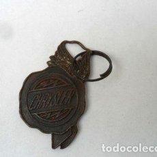 Coleccionismo de llaveros: LLAVERO INSIGNIA CHRYSLER 1927 1930 ANTIGUO 1920S AUTOMOVIL. Lote 255183290