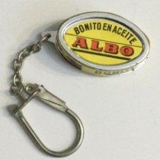 """Coleccionismo de llaveros: LLAVERO LATA DE BONITO """"ALBO"""". Lote 261853470"""