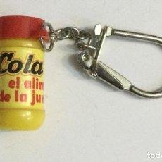 """Coleccionismo de llaveros: LLAVERO BOTE DE """"COLA CAO"""". Lote 261853965"""