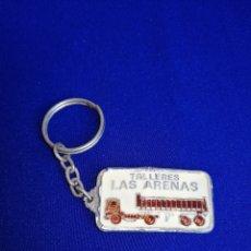 Coleccionismo de llaveros: LLAVERO TALLERES ARENAS. Lote 262205560