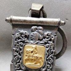 Collezionismo di Portachiavi: LLAVERO DE METAL TRUJILLO, TIERRA DE CONQUISTADORES - LLAV-13646 - B-412. Lote 265753879