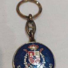 Collezionismo di Portachiavi: SERVICIO DE SEGURIDAD. Lote 267760259