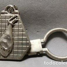 Coleccionismo de llaveros: LLAVERO DE METAL JAMONES RAMIREZ DEL PUERTO, BENAOCAZ - LLAV-14004 - B-436. Lote 269065163
