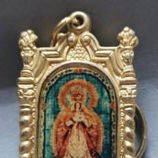 Collezionismo di Portachiavi: LLAVERO DE METAL HERMANDAD SEÑORA DE GRACIA PATRONA DE GELVES - LLAV-14084 - B-440. Lote 269796878
