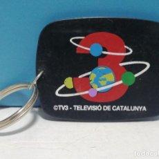 Coleccionismo de llaveros: LLAVERO TELEVISIÓ DE CATALUNYA TV3. Lote 269986273