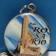 Coleccionismo de llaveros: LLAVERO RECUERDO ROSARIO ARGENTINA. Lote 269986433