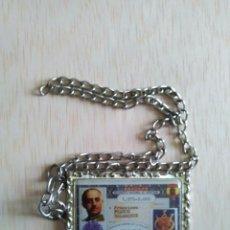 Colecionismo de porta-chaves: LLAVERO DNI FRANCISCO FRANCO BAHAMONDE. Lote 271079658