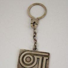 Coleccionismo de llaveros: LLAVERO DE PLATA 925. Lote 276113648