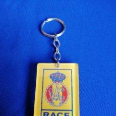 Coleccionismo de llaveros: RACE LLAVERO. Lote 276712578