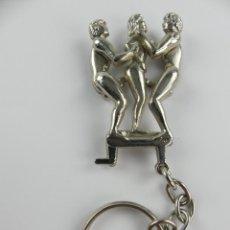 Colecionismo de porta-chaves: LLAVERO DE ERÓTICA. SEXO MOVIMIENTO. Lote 285635493