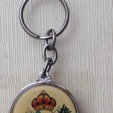 Colecionismo de porta-chaves: LLAVERO PEÑA MADRIDISTA ANDARAX. Lote 286010058