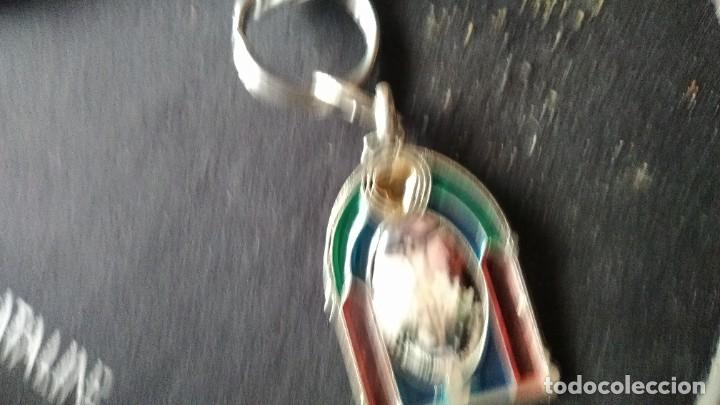 Coleccionismo de llaveros: llavero vidriera con cristo - Foto 2 - 288000508