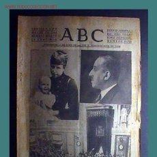 Coleccionismo de Los Domingos de ABC: ABC. 1 DE MARZO DE 1941. Lote 27488472