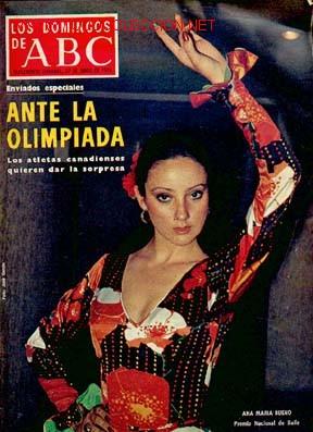 LOS DOMINGOS DE ABC - DEL 27 DE JUNIO DE 1976. ARICULOS SOBRE JOSE Mª ESCRIVÁ DE BALAGUER, ETC. (Coleccionismo - Revistas y Periódicos Modernos (a partir de 1.940) - Los Domingos de ABC)