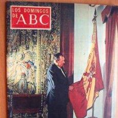 Coleccionismo de Los Domingos de ABC: LOS DOMINGOS DE ABC - 22 JUNIO 1969 - DON JUNA DE BORBÓN - TENISTAS ESPAÑOLES - JAZZ EN ESPAÑA. Lote 19089458