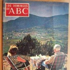 Coleccionismo de Los Domingos de ABC: LOS DOMINGOS DE ABC - 1 JUNIO 1969 - LA SIERRA DE MADRID - SERRAT - JOHN WAYNE. Lote 17175741