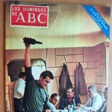 Coleccionismo de Los Domingos de ABC: LOS DOMINGOS DE ABC - 26 OCTUBRE 1969 - ASTURIAS - PAULINA BONAPARTE. Lote 17196514