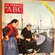 Coleccionismo de Los Domingos de ABC: LOS DOMINGOS DE ABC - 24 AGOSTO 1969 - VIZCAYA - AUSTRALIA - KOESTLER. Lote 17394468
