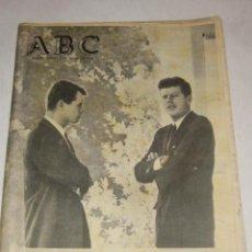Coleccionismo de Los Domingos de ABC: EL SINO DE LOS KENNEDY, ABC DE 6/06/1968. Lote 27411228