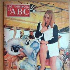 Coleccionismo de Los Domingos de ABC: LOS DOMINGOS DE ABC -16 DE NOVIEMBRE DE 1969 - EN PORTADA- MARY SOL AYUSO (7 PÁGINAS). Lote 19089429