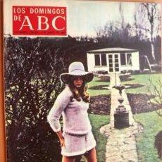 Coleccionismo de Los Domingos de ABC: LOS DOMINGOS DE ABC - 3 DE AGOSTO DE 1969- . Lote 17681679