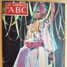 Coleccionismo de Los Domingos de ABC: LOS DOMINGOS DE ABC - 14 DE SEPTIEMBRE DE 1969 - EN PORTADA- ELKE SOMMER (7 PÁGINAS). Lote 17535143