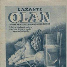 Coleccionismo de Los Domingos de ABC: ABC 1955 SEPU CATEDRAL COLONIA LAXANTE OLAN OLEODUCTO EN TORREJON DE ARDOZ ENTRECANALES TAVORA. Lote 7855825