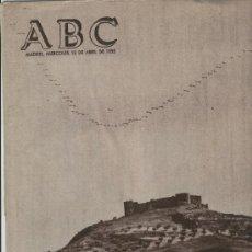 Coleccionismo de Los Domingos de ABC: ABC 1955 MUSEO EN EL CASTILLO DE MEDELLIN EXTREMADURA FUTBOL CULTURAL LEONESA REAL MURCIA. Lote 8013615