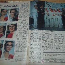 Coleccionismo de Los Domingos de ABC: KIKO Y LAS AZAFATAS DEL UN, DOS, TRES...1976. Lote 18044165