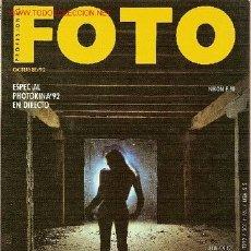 Coleccionismo de Los Domingos de ABC: REVISTA 'FOTO PROFESIONAL', Nº 118. OCTUBRE 1992.. Lote 23092886
