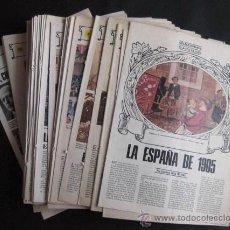 Coleccionismo de Los Domingos de ABC: ABC. COLECCIONABLE. 70 AÑOS. 68 NUMEROS. ENVIO GRATIS¡¡¡. Lote 26303169