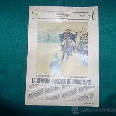 Coleccionismo de Los Domingos de ABC: COLECCIONABLE ABC 70 AÑOS DE ABC 1907-1909. Lote 26308971