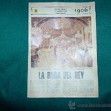 Coleccionismo de Los Domingos de ABC: COLECCIONABLE ABC 70 AÑOS DE ABC 1906. Lote 26308970