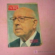 Coleccionismo de Los Domingos de ABC: REVISTA ABC. Lote 10744756