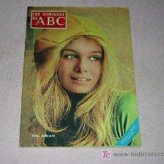 Coleccionismo de Los Domingos de ABC: REVISTA ABC. Lote 10744292