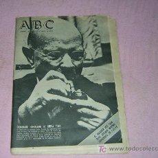 Coleccionismo de Los Domingos de ABC: REVISTA ABC. Lote 10744480