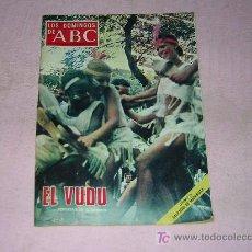 Coleccionismo de Los Domingos de ABC: REVISTA ABC. Lote 10744639