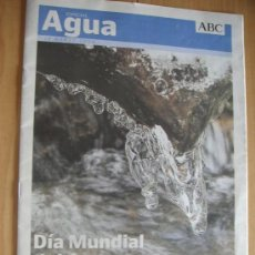 Coleccionismo de Los Domingos de ABC: PERIODICO ABC EXTRA ESPECIAL AGUA 2008. Lote 16704612