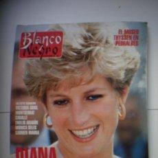 Coleccionismo de Los Domingos de ABC: BLANCO Y NEGRO-SEPTIEMBRE1993-SEMANARIO ABC. Lote 19339473