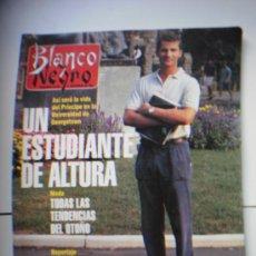 Coleccionismo de Los Domingos de ABC: BLANCO Y NEGRO-SEPTIEMBRE 1993- SEMANARIO ABC. Lote 19339492