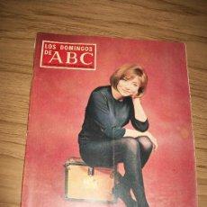 Coleccionismo de Los Domingos de ABC: LOS DOMINGOS DE ABC, SUPLEMENTO SEMANAL, 10 DE NOVIEMBRE DE 1968-PORTADA : AMPARO SOLER LEAL. Lote 17695520