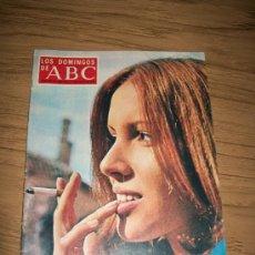 Coleccionismo de Los Domingos de ABC: LOS DOMINGOS DE ABC, SUPLEMENTO SEMANAL, 27 DE ENERO DE 1974-PORTADA : ANA BELÉN. Lote 17695626