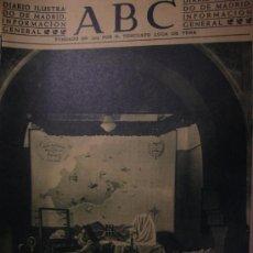 Coleccionismo de Los Domingos de ABC: ABC 10 OCTUBRE 1946 ARTESANIA EN MALAGA.. Lote 26314640