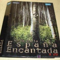 Coleccionismo de Los Domingos de ABC: GUIA DE LA ESPAÑA ENCANTADA - TAPAS DEL COLECCIONABLE EDITADO POR ABC. Lote 18745857