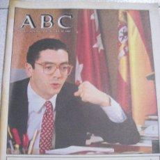 Coleccionismo de Los Domingos de ABC: ABC / DOMINGO 8 OCTUBRE 1995 / MADRID. Lote 19959034