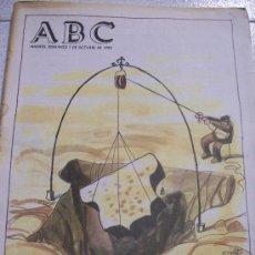Coleccionismo de Los Domingos de ABC: ABC / DOMINGO 1 OCTUBRE 1995 / MADRID. Lote 19959049