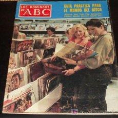 Coleccionismo de Los Domingos de ABC: ABC DOMINICAL - 29 ABRIL 1979. Lote 26456663