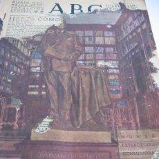 Coleccionismo de Los Domingos de ABC: ABC. AÑO 1955.CINCUENTENARIO DEL DIARIO. . Lote 27180422